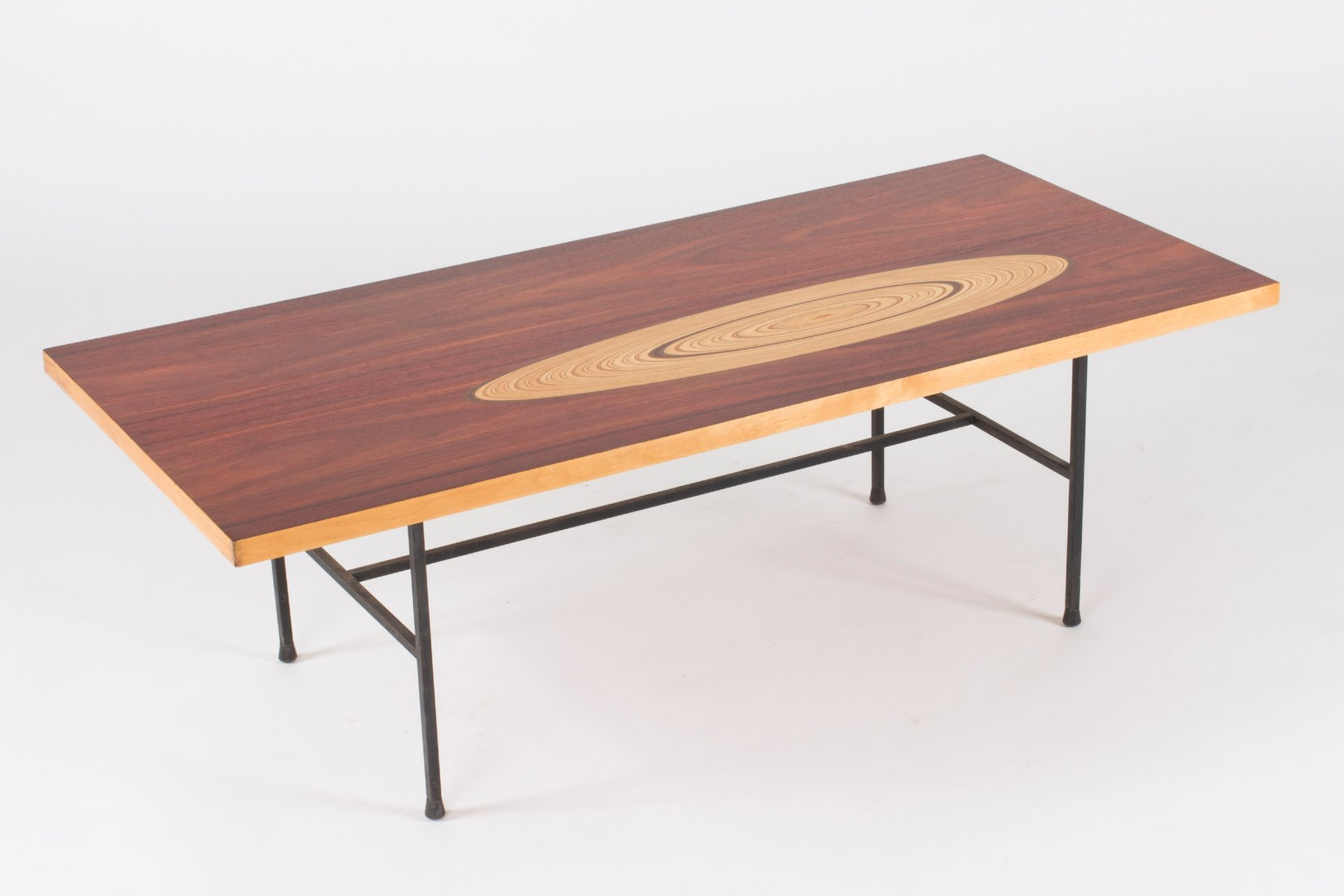Coffee Table By Tapio Wirkkala 1950s For Sale At Pamono