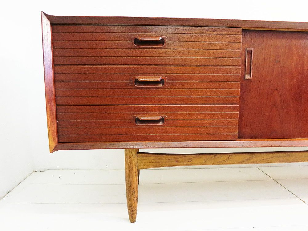 vintage scandinavian style sideboard for sale at pamono. Black Bedroom Furniture Sets. Home Design Ideas