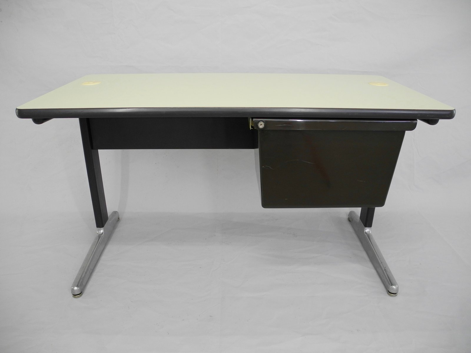 Mid-Century Action Office Program Table by Robert Probst for ...