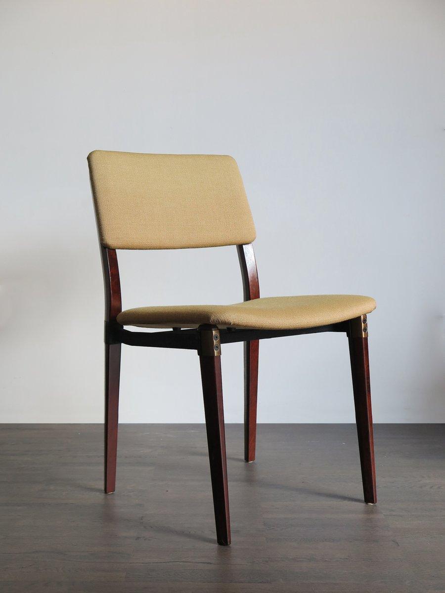 Mid century italian chairs by eugenio gerli for tecno for Sedie italian design