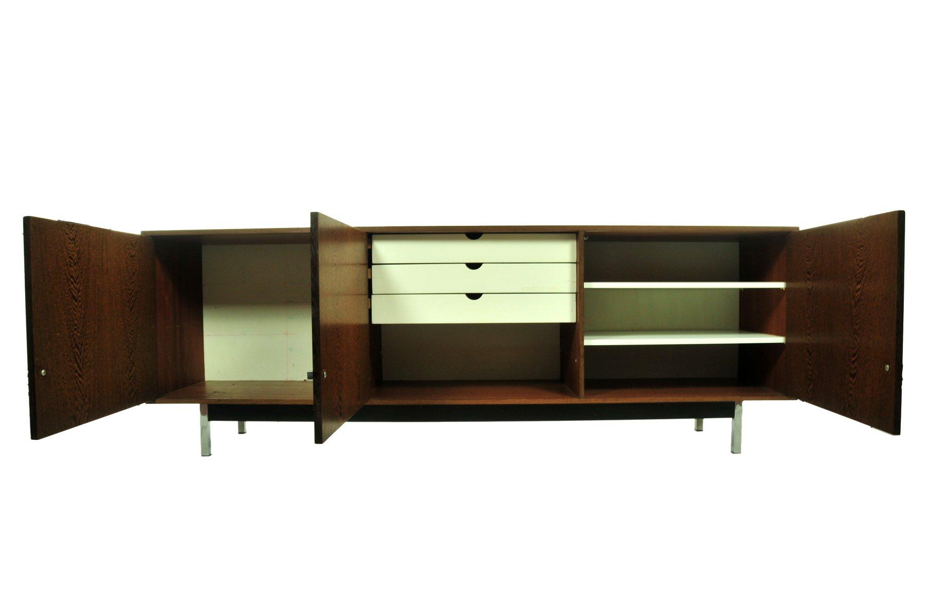 gro es weng sideboard 1960er bei pamono kaufen. Black Bedroom Furniture Sets. Home Design Ideas