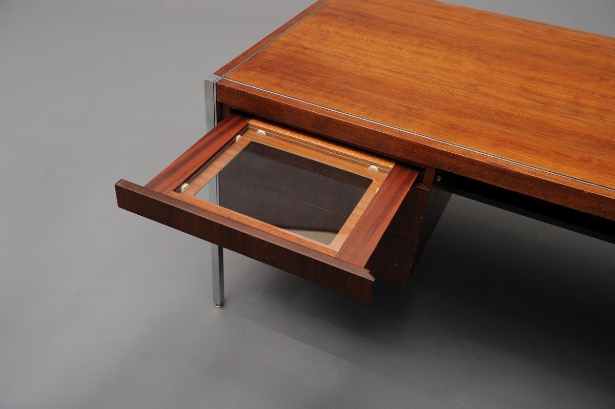 bureau de direction par richard schultz pour knoll international 1966 en vente sur pamono. Black Bedroom Furniture Sets. Home Design Ideas
