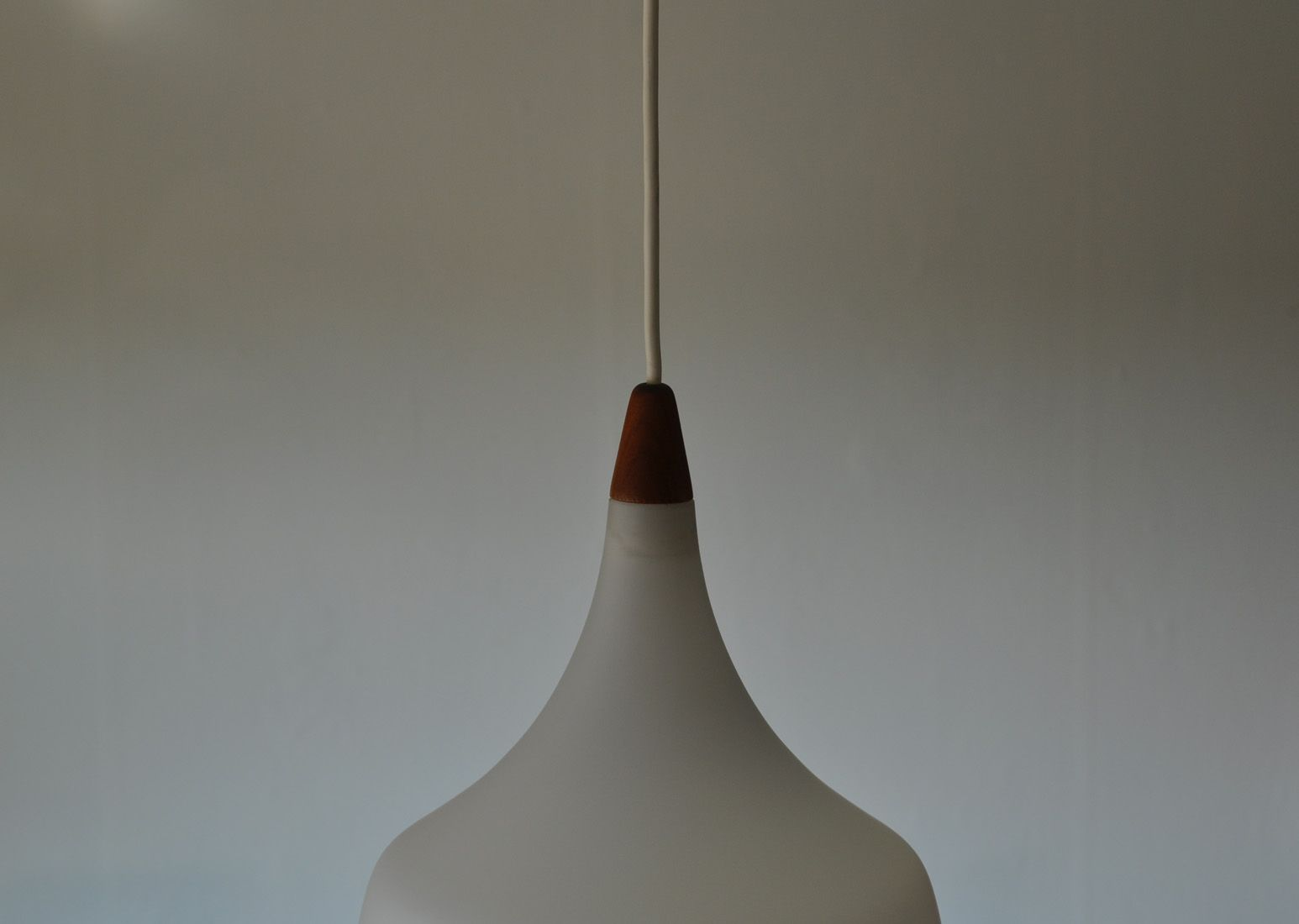 mid century minimalistic swedish hanging lamp for sale at pamono. Black Bedroom Furniture Sets. Home Design Ideas