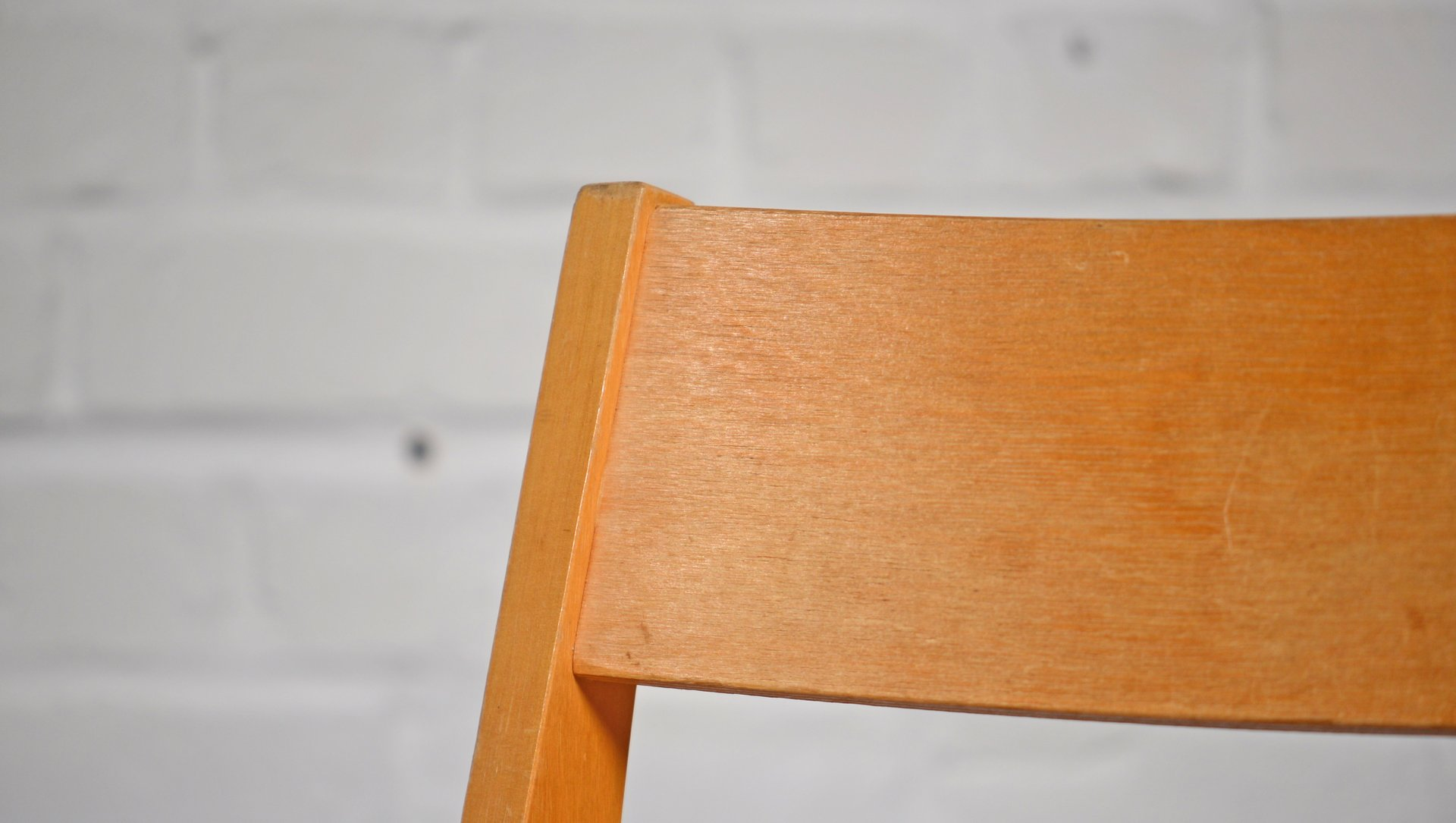 Swedish Stacking Chair by Sven Markelius 1931 for sale at Pamono