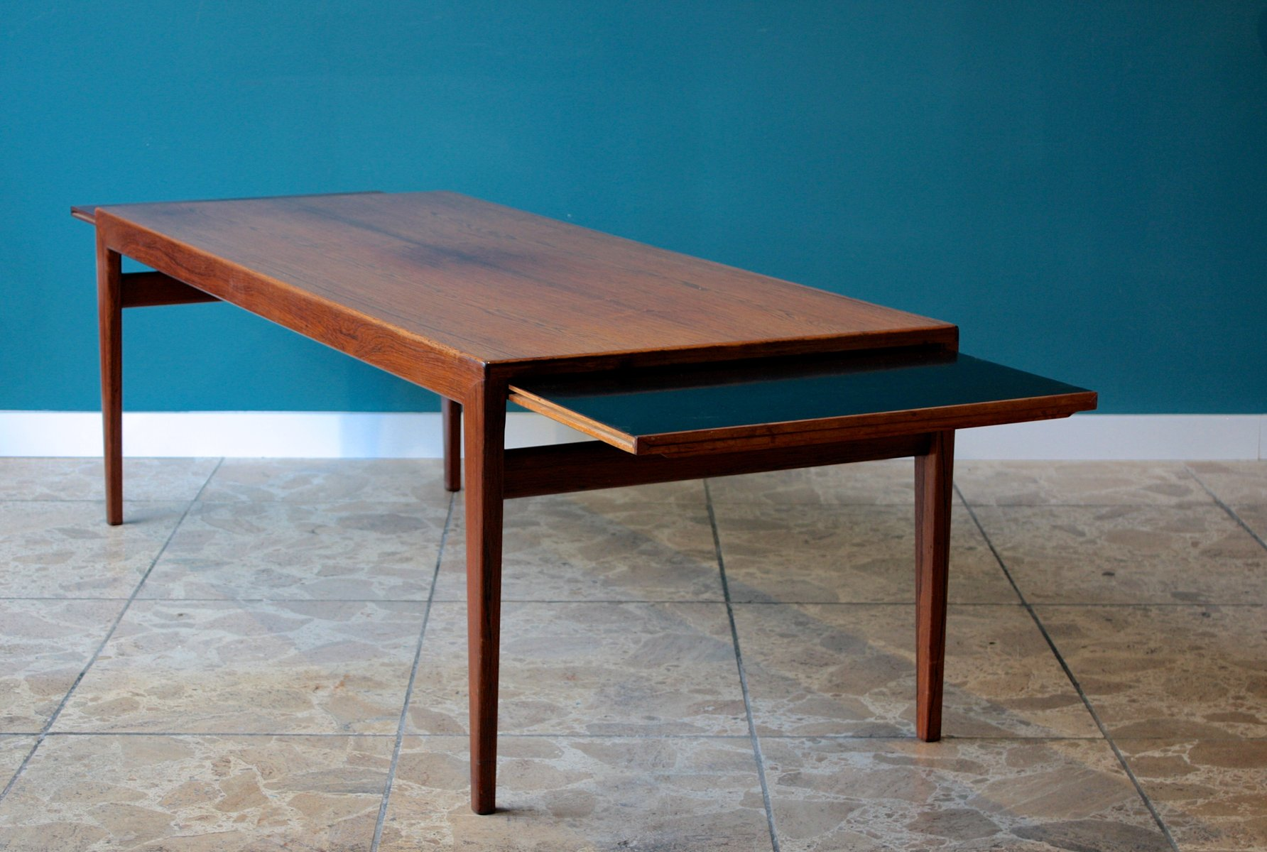 Mid Century Danish Coffee Table by Johannes Andersen for Uldum