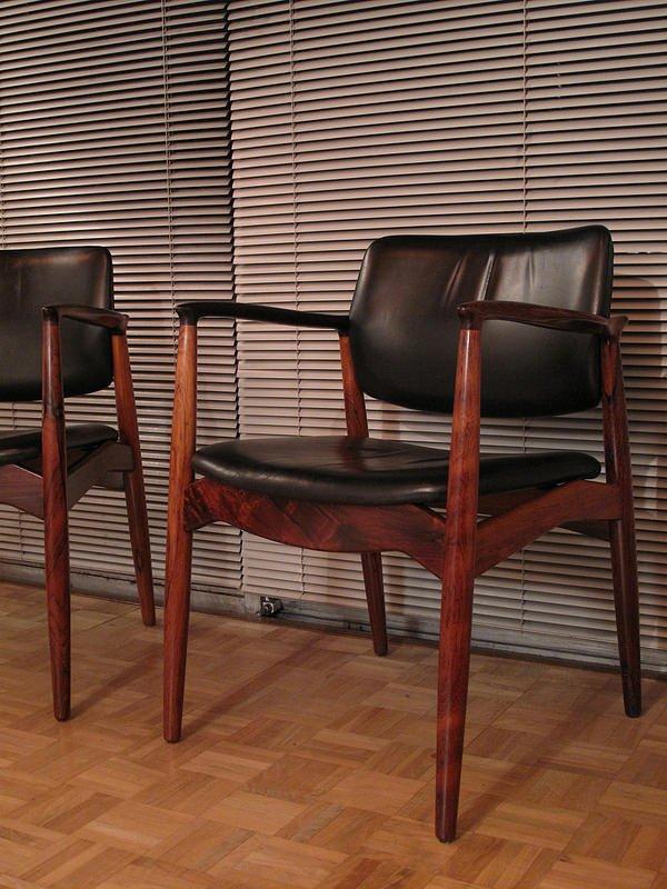 Modell 67 stuhl aus brasilianischem palisander von erik for Stuhl design buch