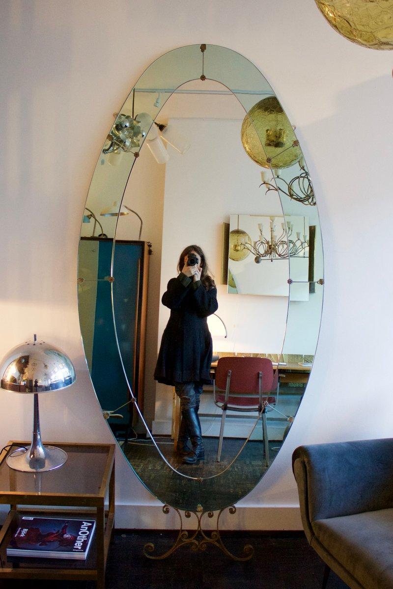 Specchio da terra italia in vendita su pamono - Specchio da terra ...