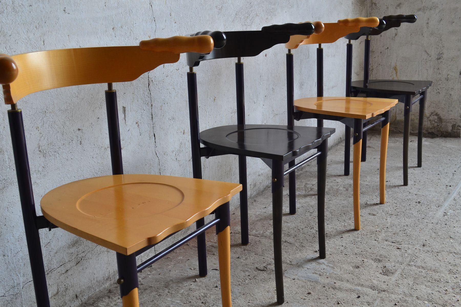Set de salle manger post moderne par borek sipek pour for Set de salle a manger