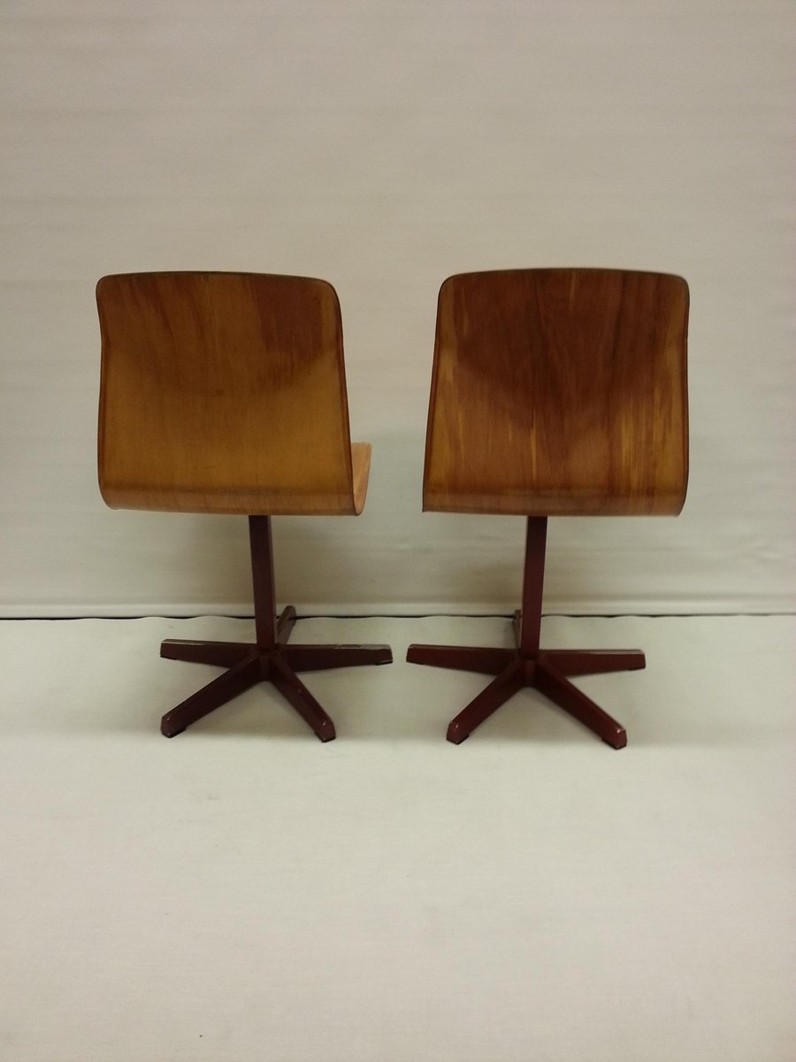 School chairs from galvanitas 1980s set of 2 for sale at for 80s furniture for sale