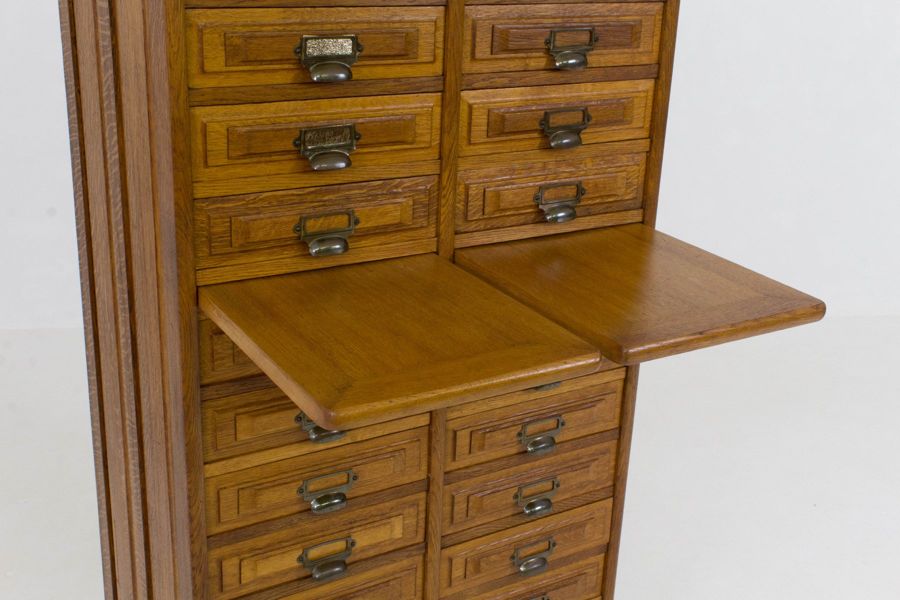 French Art Deco Haberdashery Cabinet, 1920s for sale at Pamono