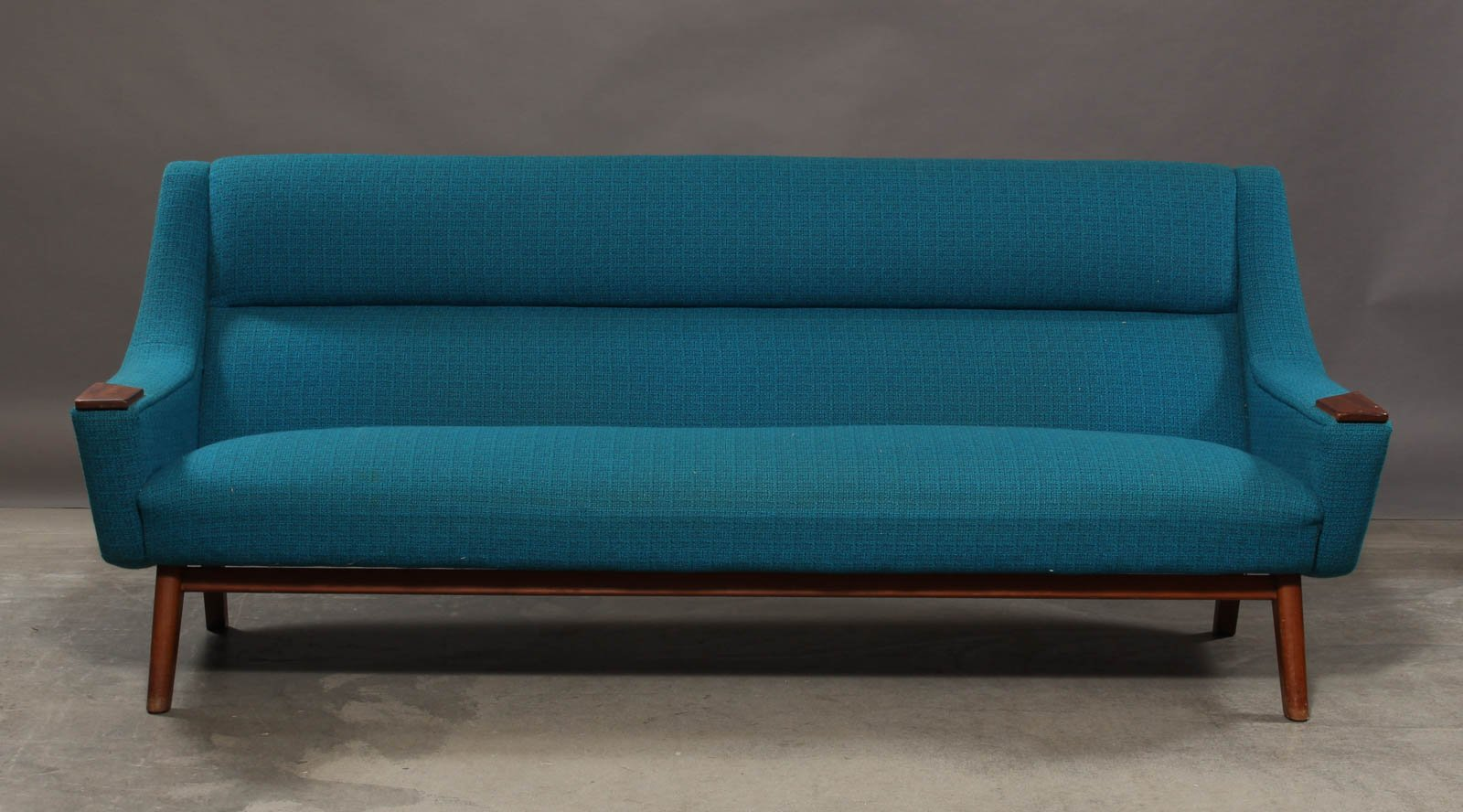 Vintage 3 Seater Sofa By B Rge Mogensen For Fredericia For
