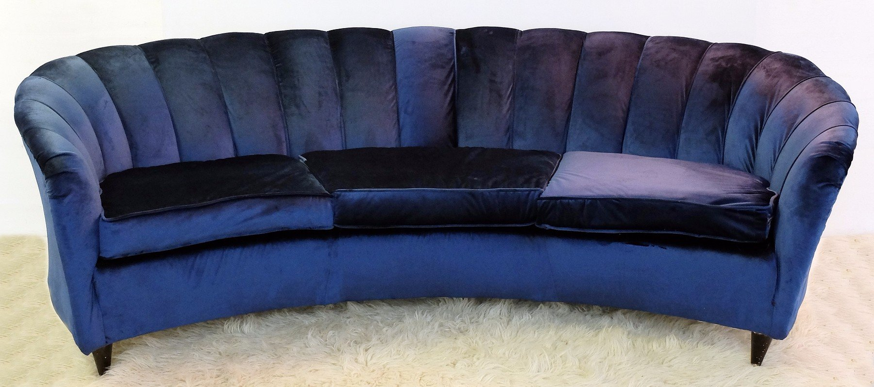 large italian vintage sofa for sale at pamono. Black Bedroom Furniture Sets. Home Design Ideas