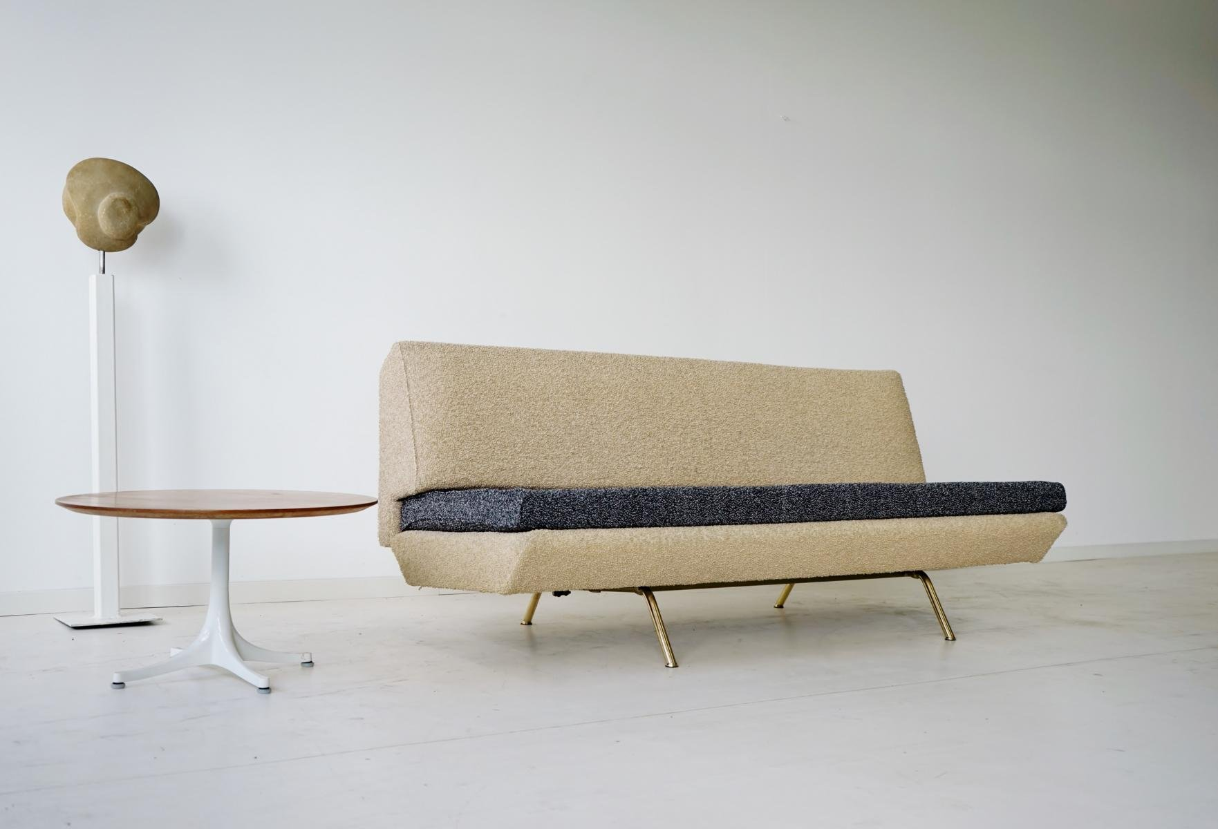 Mid Century Sofa Daybed by Marco Zanuso for Arflex for sale at Pamono