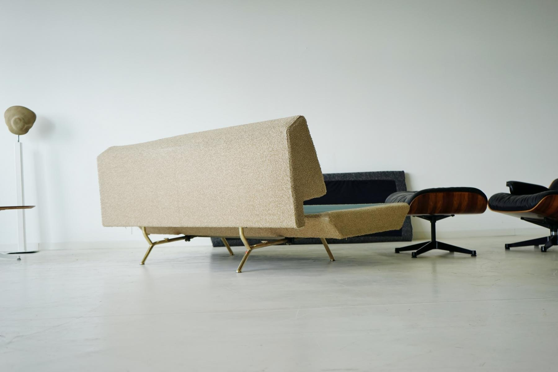 Mid Century Sofa Daybed By Marco Zanuso For Arflex For