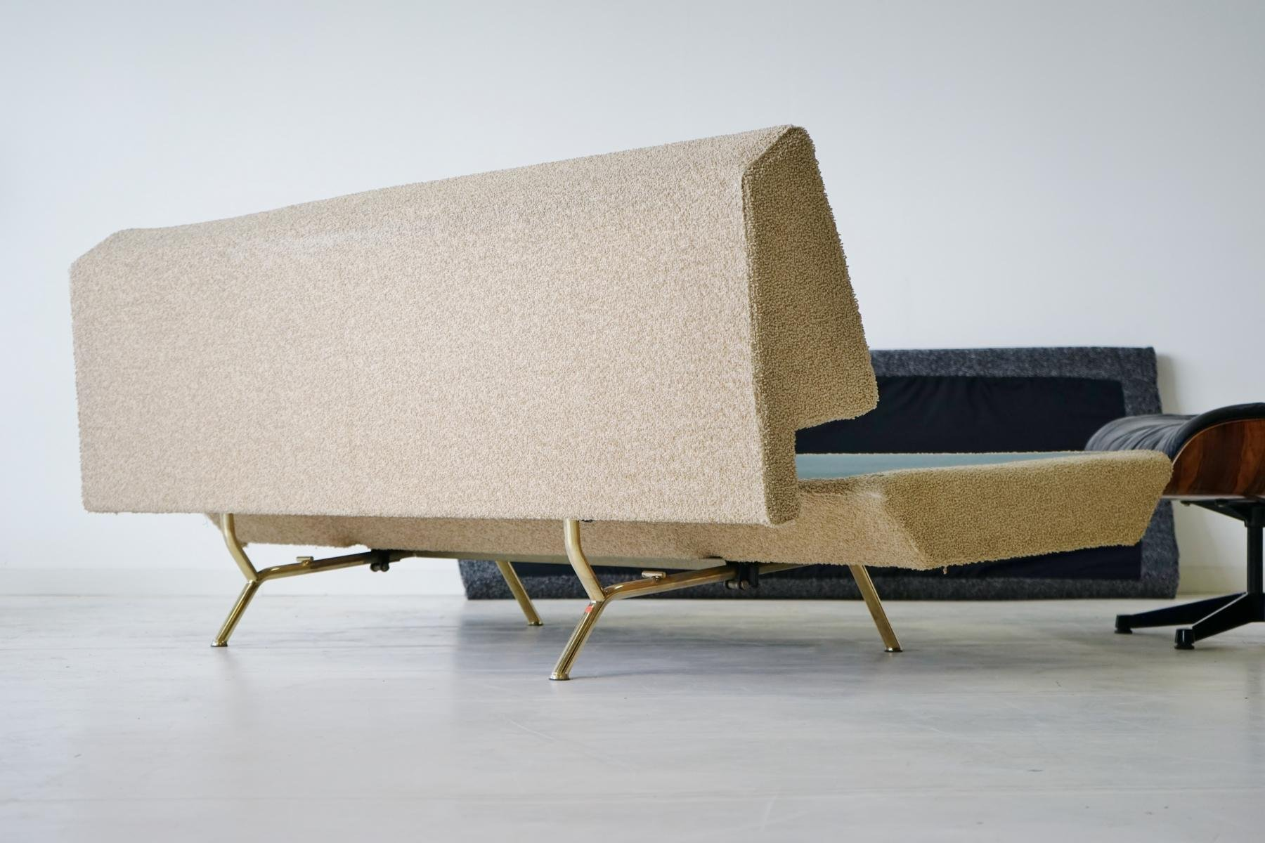 Mid century sofa daybed by marco zanuso for arflex for for Mid century daybed sofa