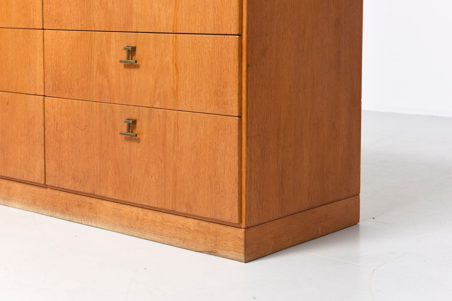 Cabinet with 8 drawers by b rge mogensen for fdb for sale for Kitchen drawers for sale