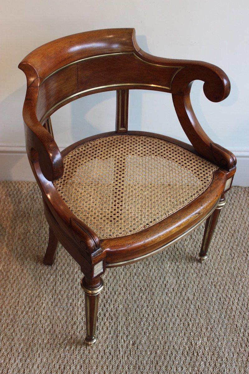 Antique french chair - Antique French Chair 51