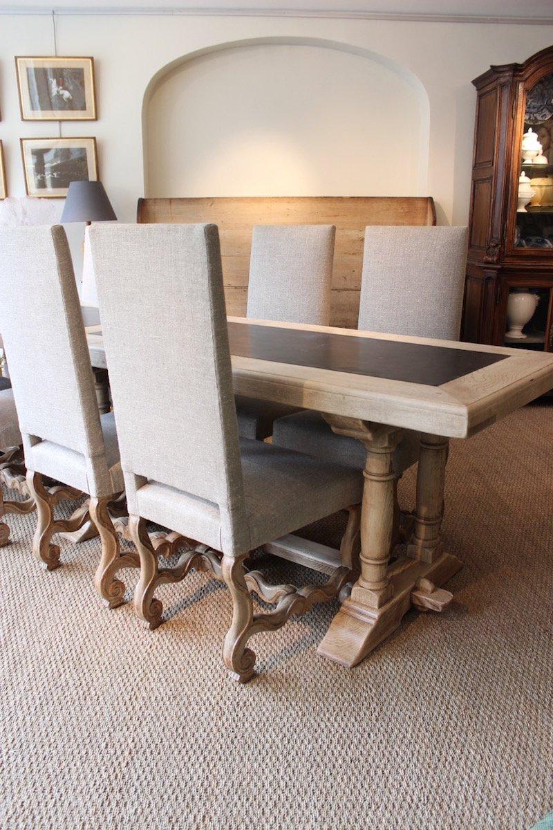 Slate Dining Room Table Dining Table Ideas