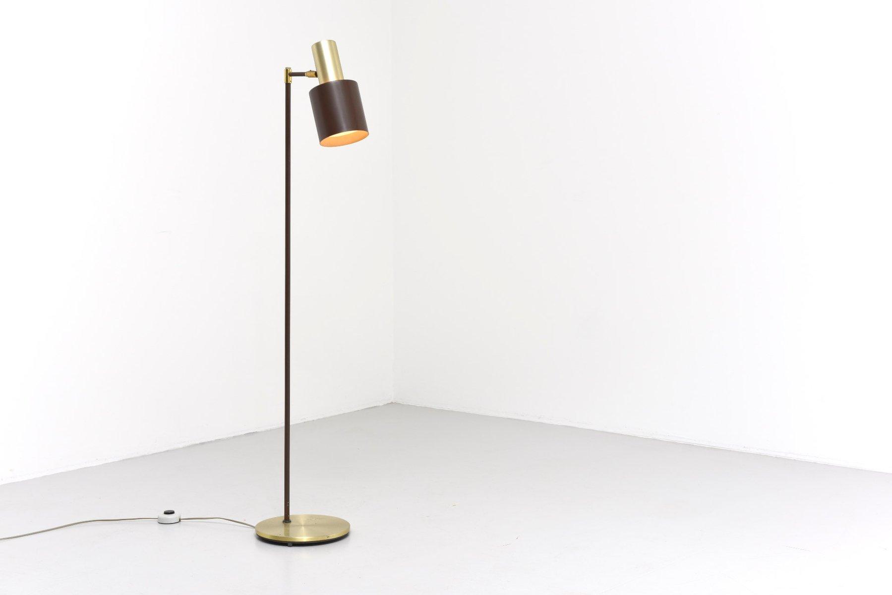 lampadaire studio par jo hammerborg pour fog m rup en. Black Bedroom Furniture Sets. Home Design Ideas