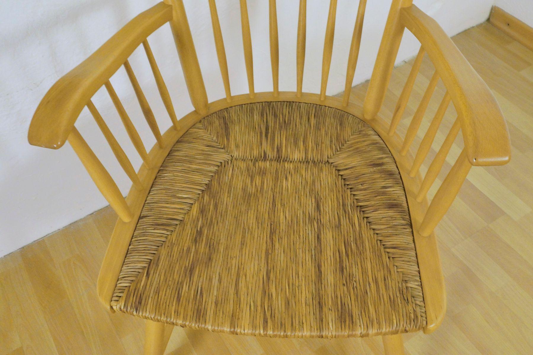 vintage armchair by arno lambrecht for wk m bel for sale. Black Bedroom Furniture Sets. Home Design Ideas
