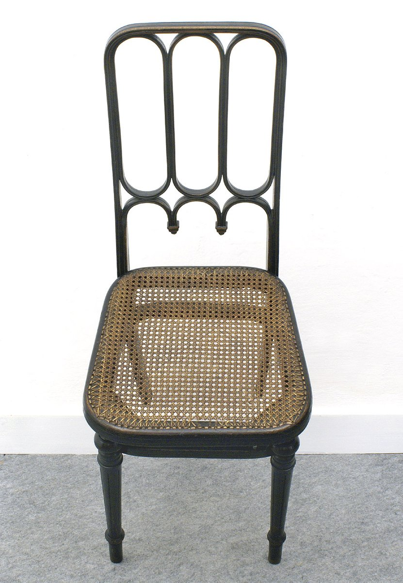 antique chair from thonet for sale at pamono. Black Bedroom Furniture Sets. Home Design Ideas