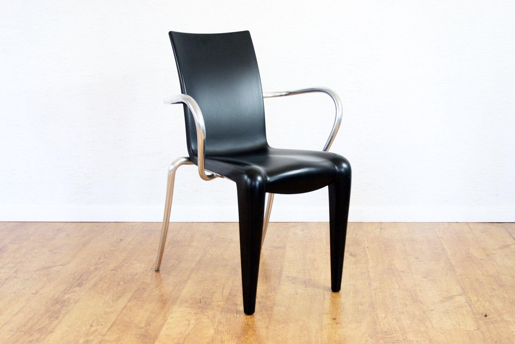 fauteuil louis xx par philippe starck pour vitra 1992 en. Black Bedroom Furniture Sets. Home Design Ideas