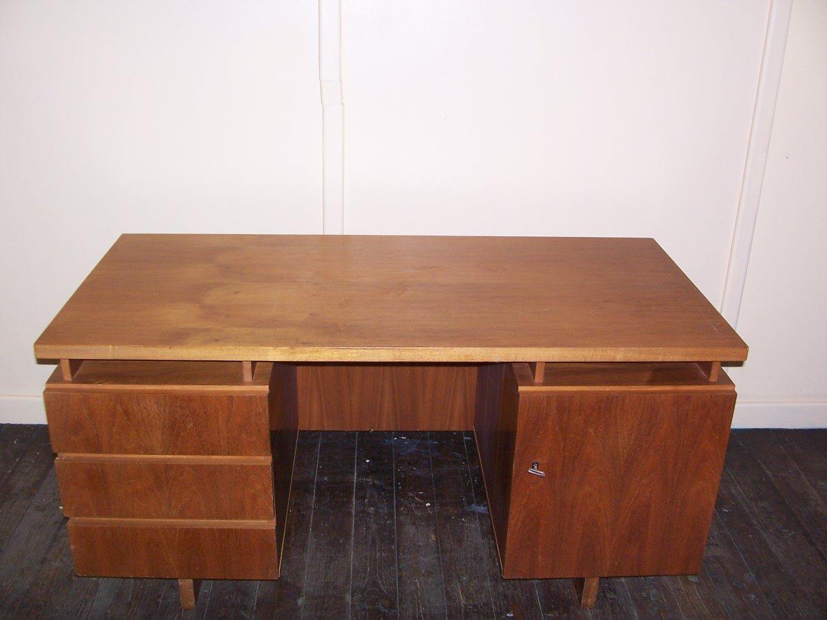 Vintage Wooden Desk For Sale At Pamono