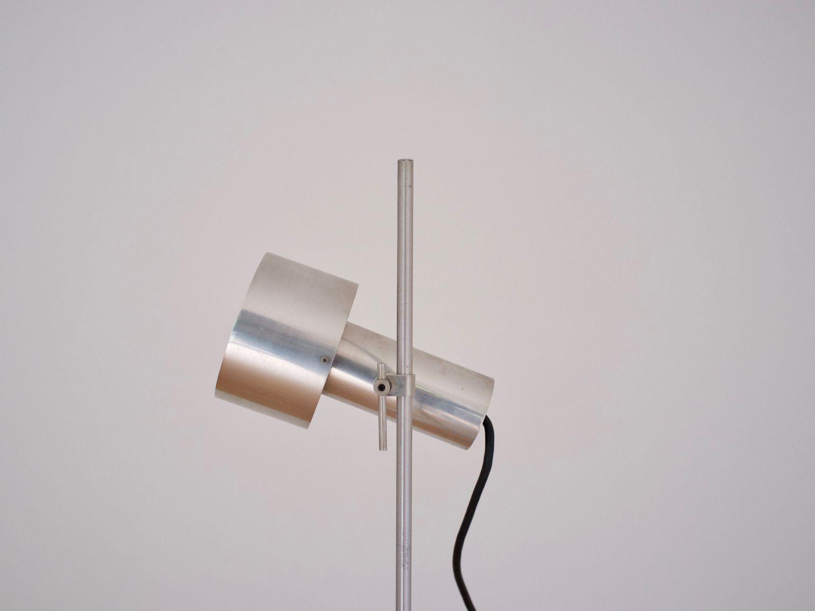 lampadaire spot ta en aluminium par peter nelson pour. Black Bedroom Furniture Sets. Home Design Ideas