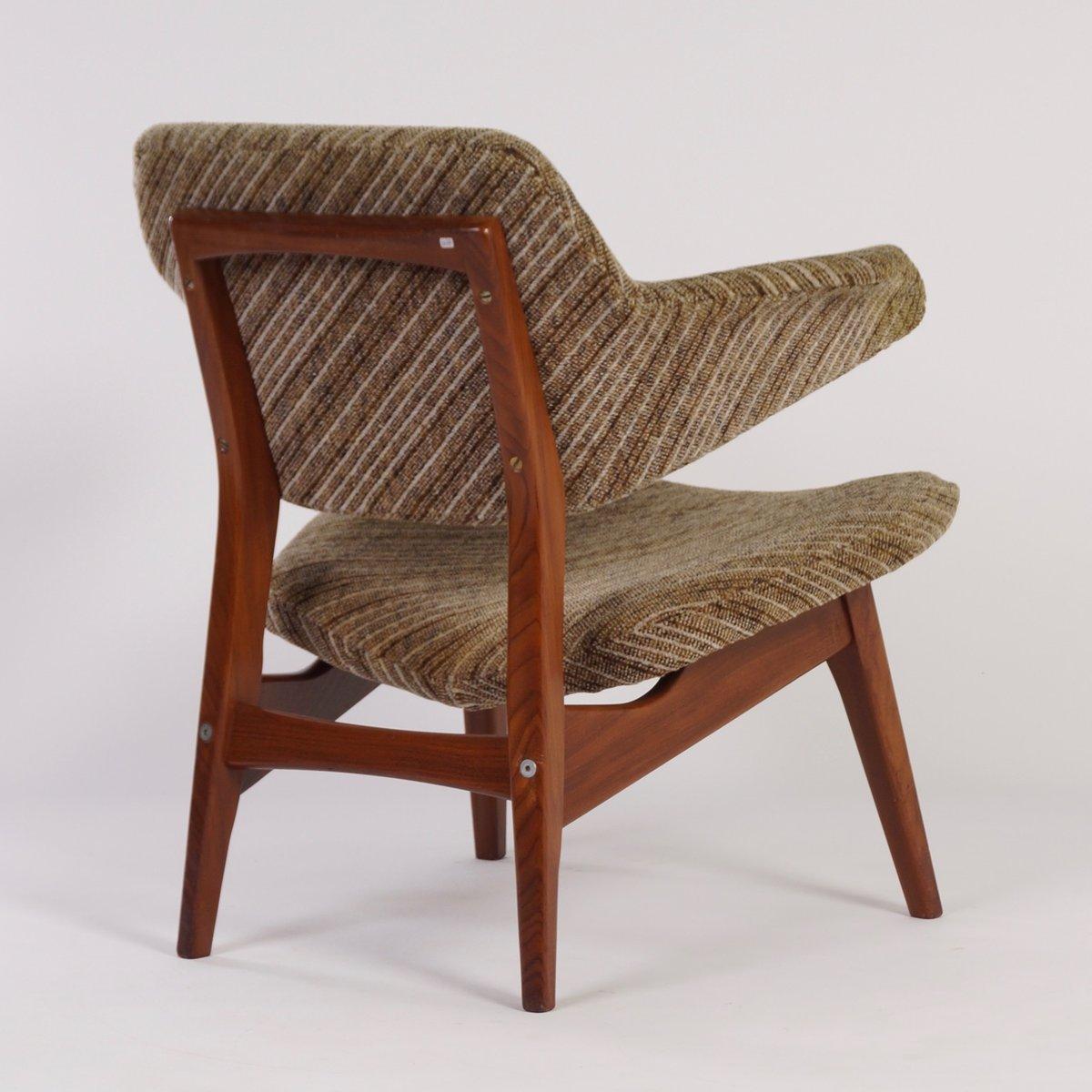 sedia vintage di louis van teeffelen per wébé, anni '60 in vendita ... - Sedie Vintage Anni 60