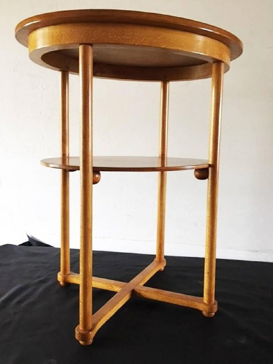 Side table by josef hoffmann for thonet 1905 for sale at for Table thonet