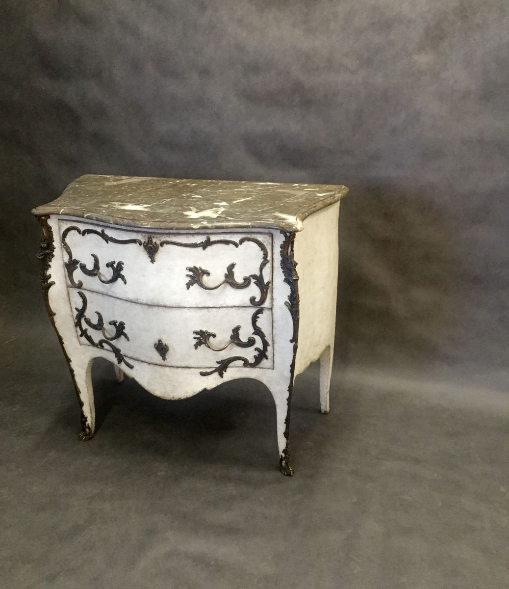 antique swedish rococo commode 1860s for sale at pamono. Black Bedroom Furniture Sets. Home Design Ideas