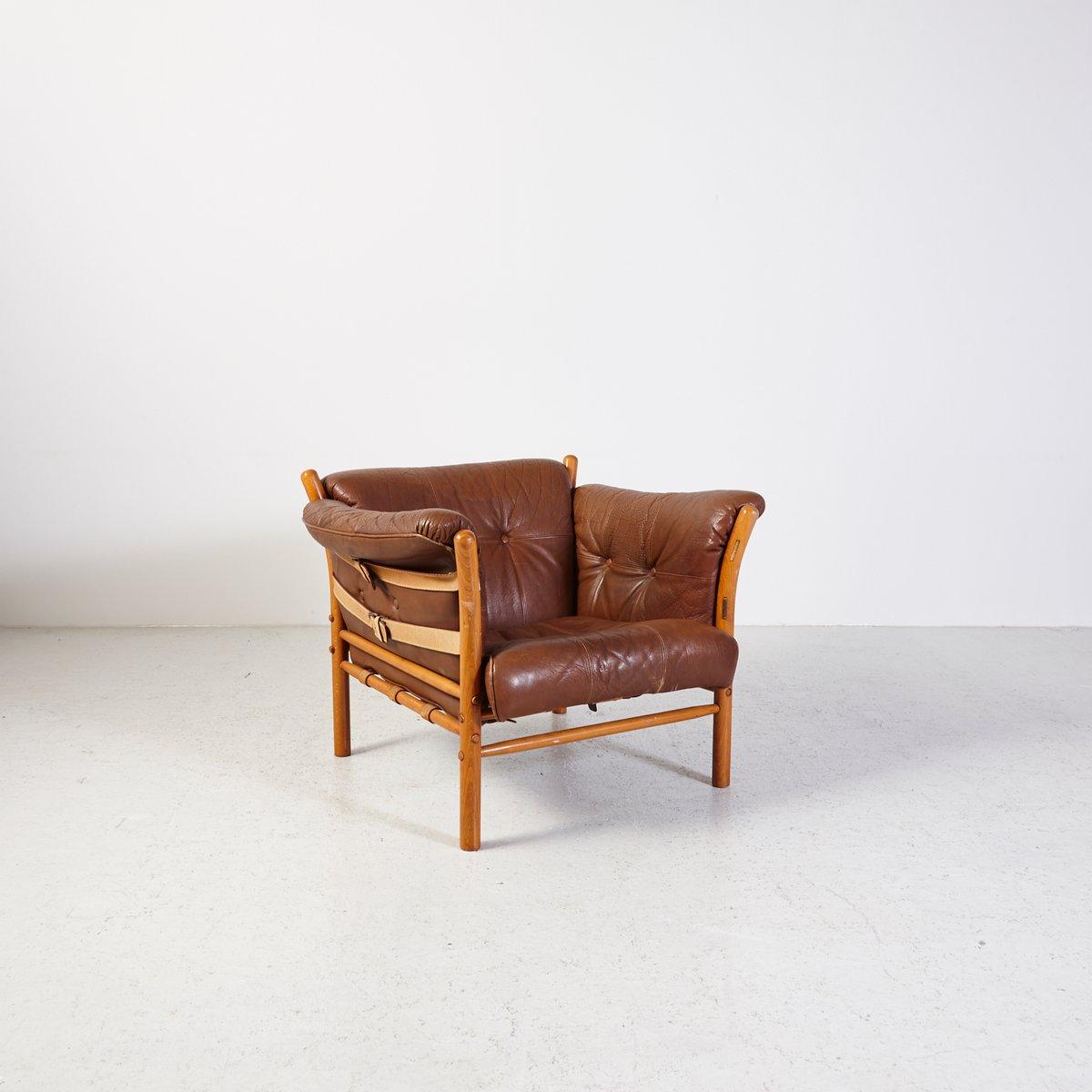 vintage ilona sessel und sofa von arne norell bei pamono kaufen. Black Bedroom Furniture Sets. Home Design Ideas