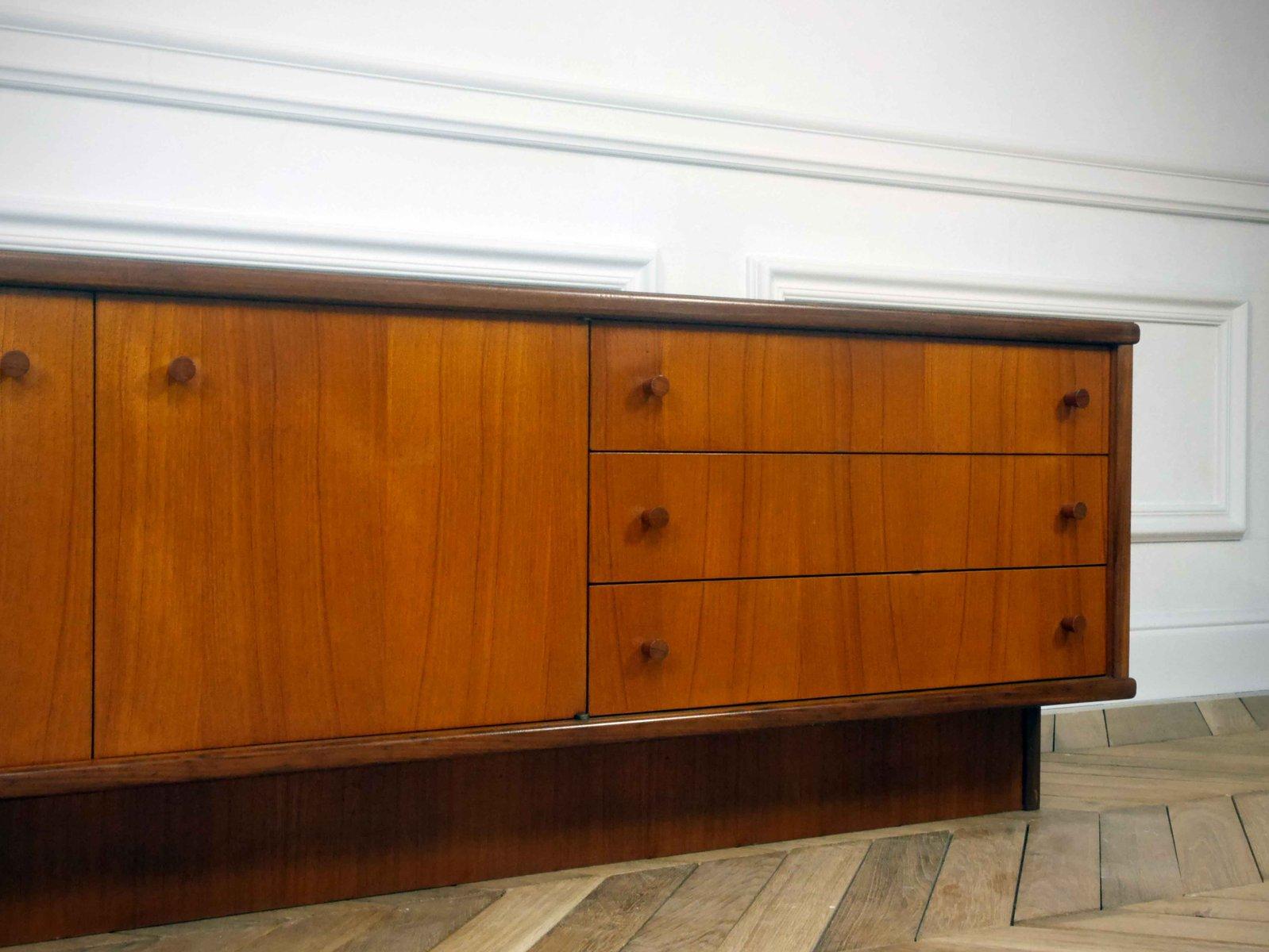 vintage lowboard 1960s for sale at pamono. Black Bedroom Furniture Sets. Home Design Ideas