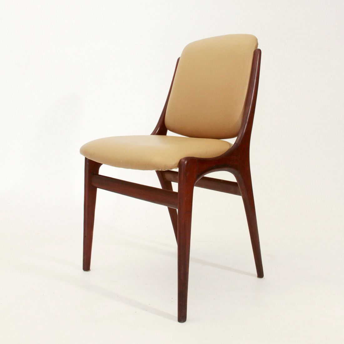 Mid Century Chairs For Sale: Italian Mid-Century Dining Chairs, 1960s, Set Of 4 For