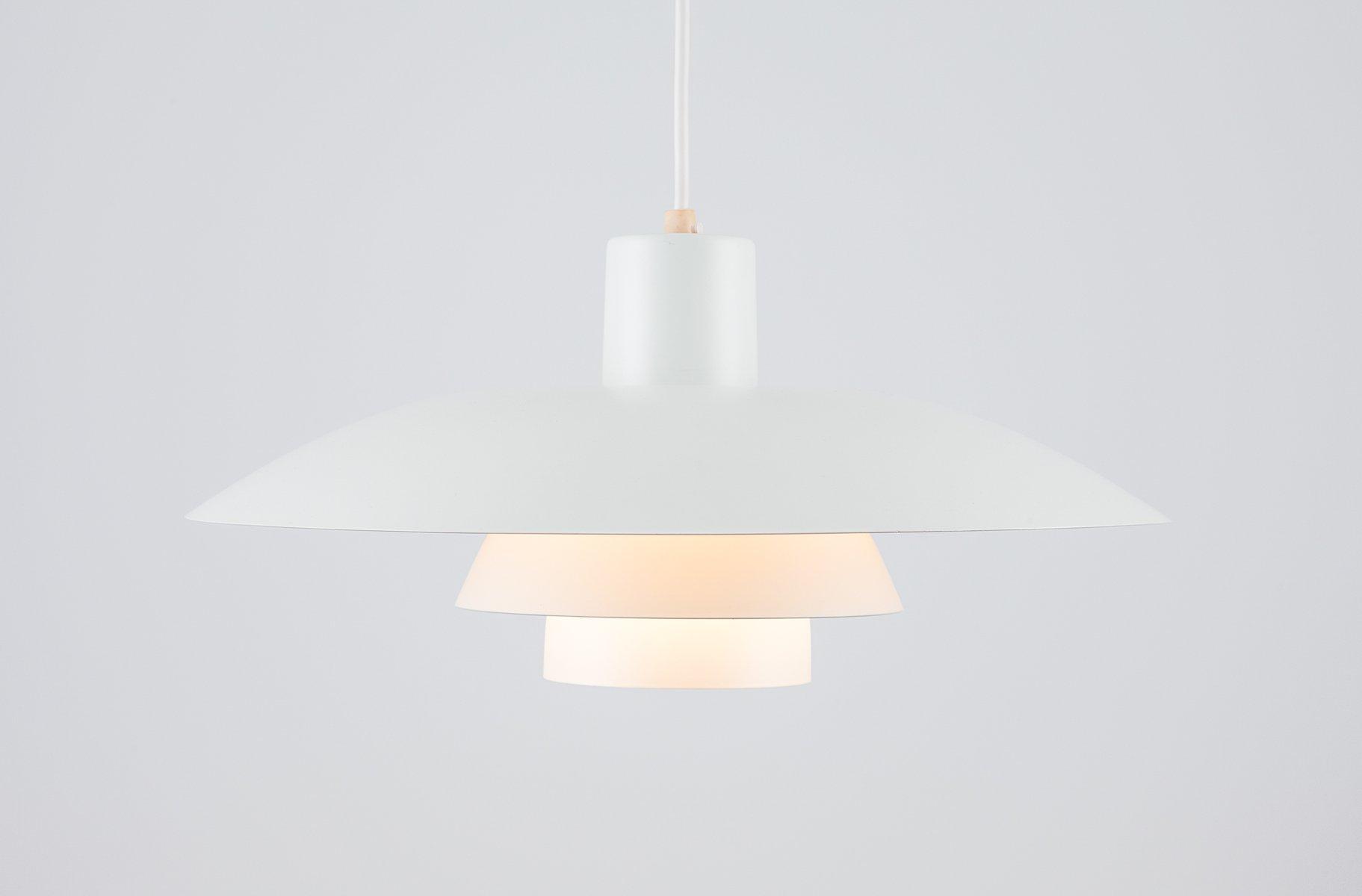 mid-century-ph-4-3-lampe-von-poul-henningsen-fuer-louis-poulsen-3 Schöne Lampe Mit Mehreren Lampenschirmen Dekorationen