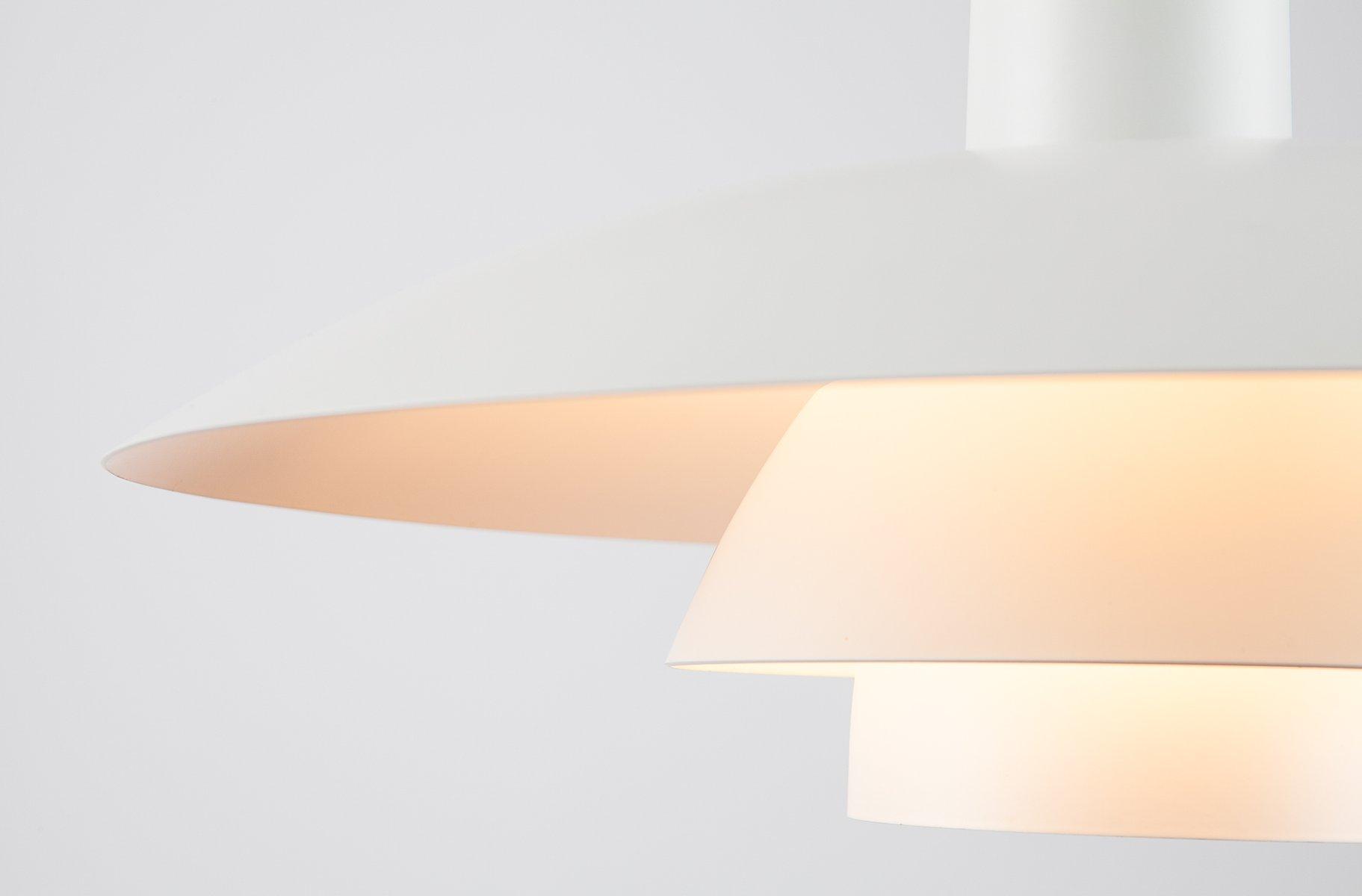 mid-century-ph-4-3-lampe-von-poul-henningsen-fuer-louis-poulsen-2 Schöne Lampe Mit Mehreren Lampenschirmen Dekorationen