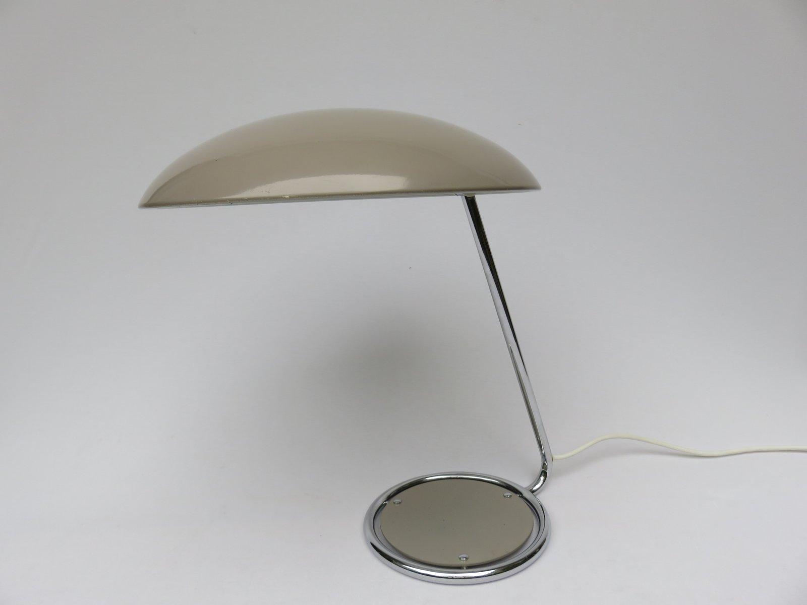 tischlampe in altrosa von kaiser leuchten 1960er bei. Black Bedroom Furniture Sets. Home Design Ideas
