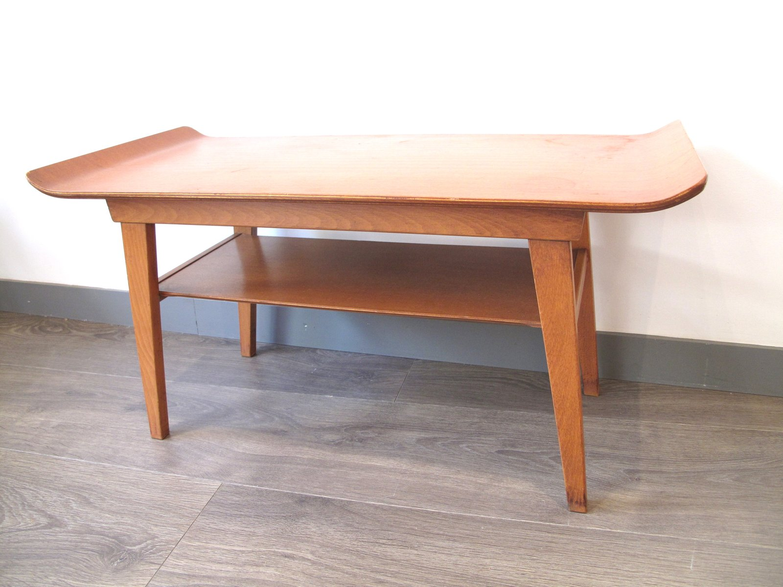 Small English Coffee Table 1960s For Sale At Pamono