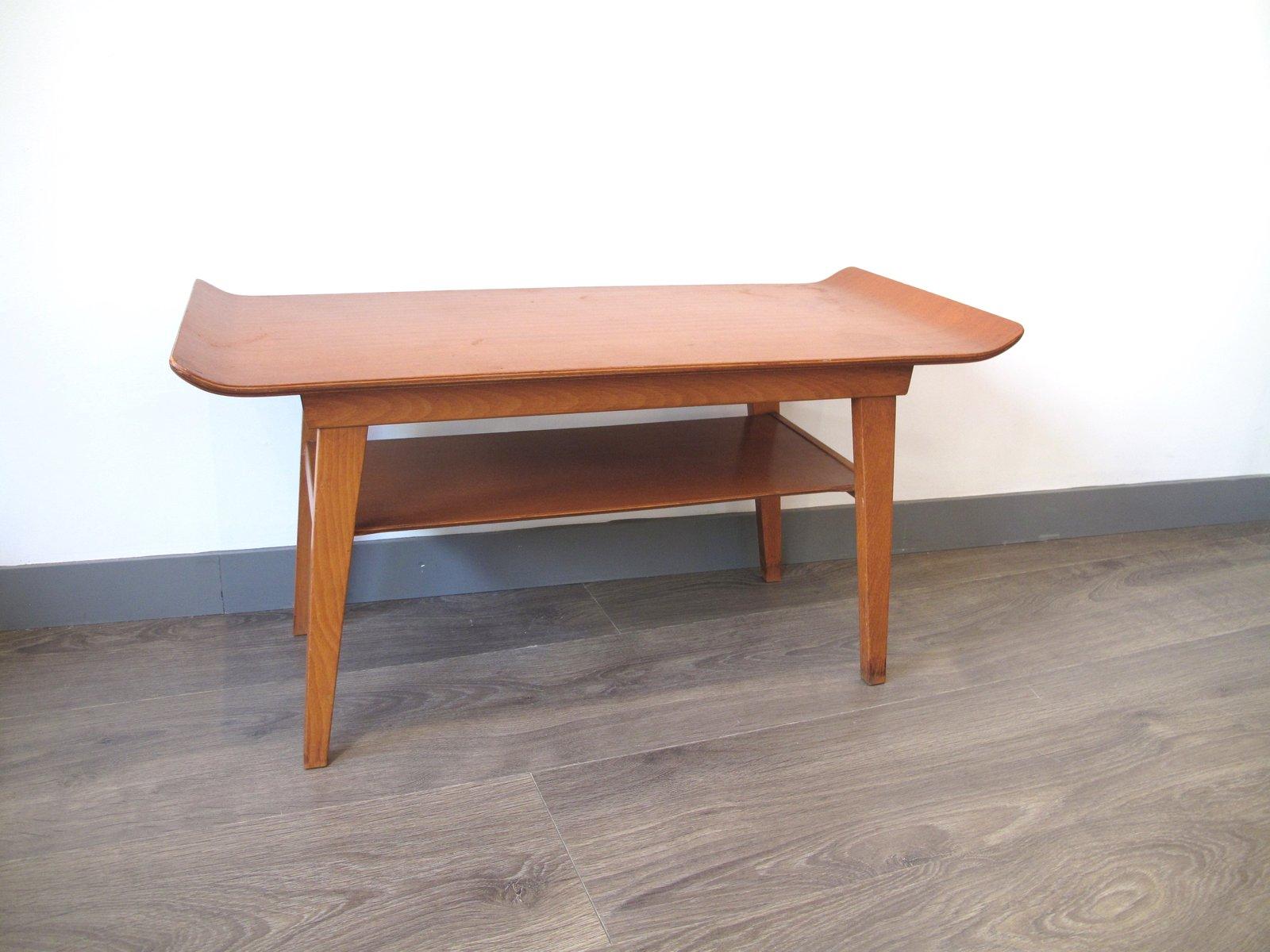 kleiner englischer couchtisch 1960er bei pamono kaufen. Black Bedroom Furniture Sets. Home Design Ideas