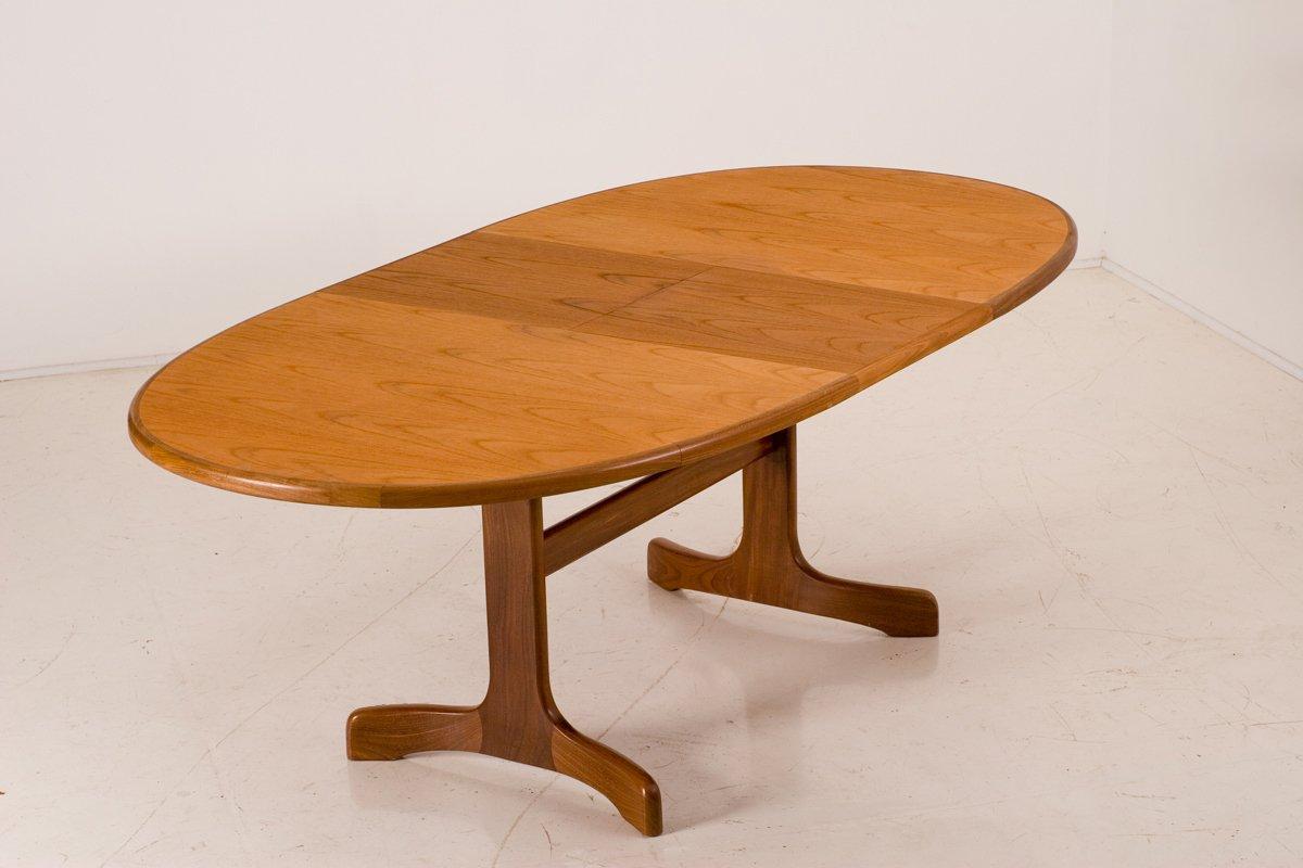 Vintage Fresco Teak Extending Dining Table from G Plan for  : vintage fresco teak extending dining table from g plan 1 from www.pamono.co.uk size 1200 x 800 jpeg 332kB