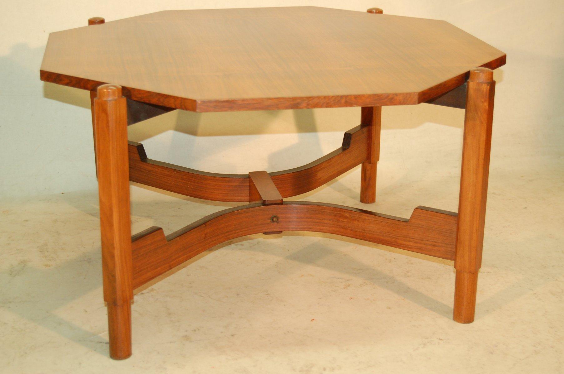Italian teak coffee table 1970s for sale at pamono for Italian coffee table
