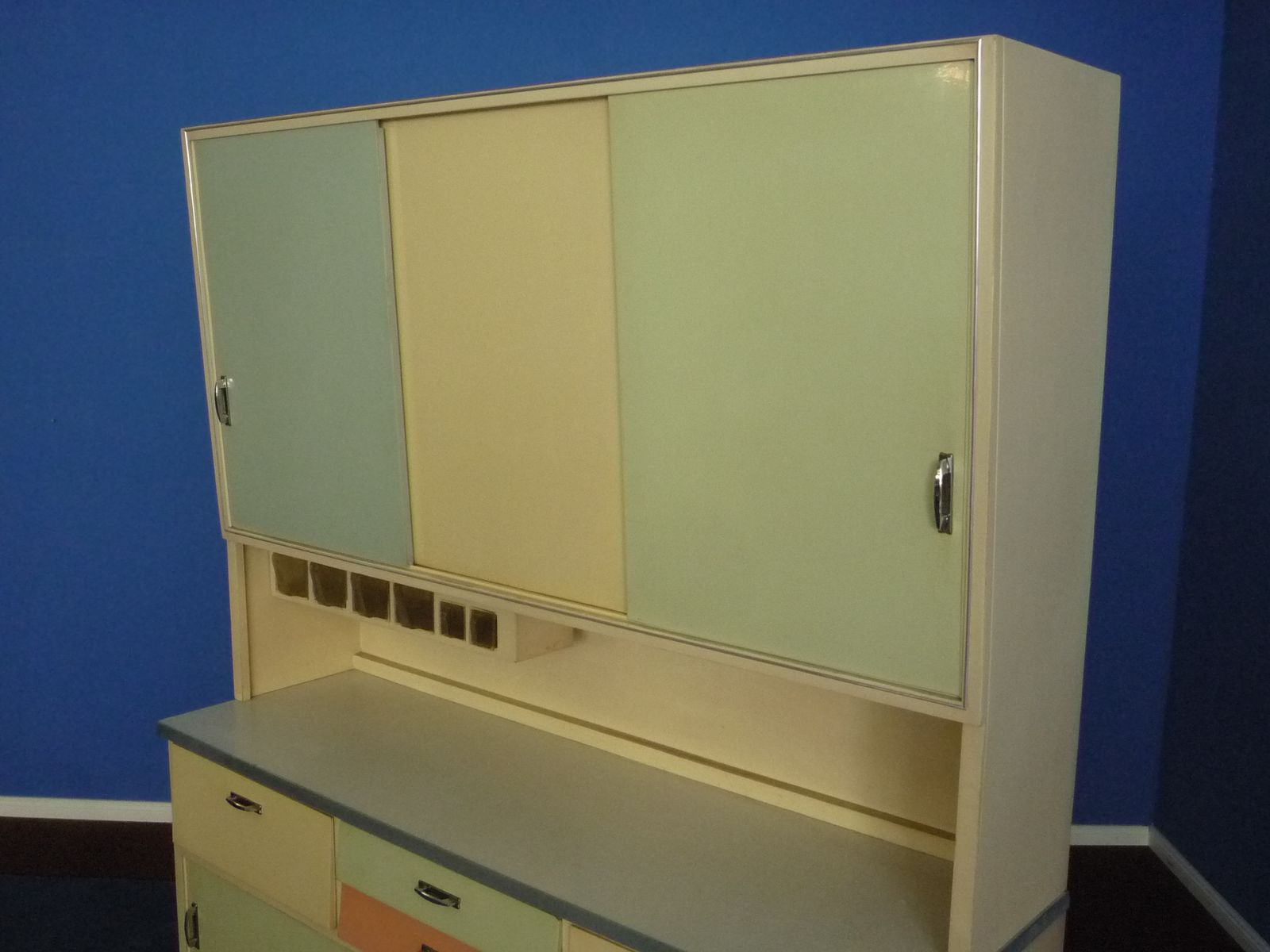 german kitchen cabinet 1950s for sale at pamono