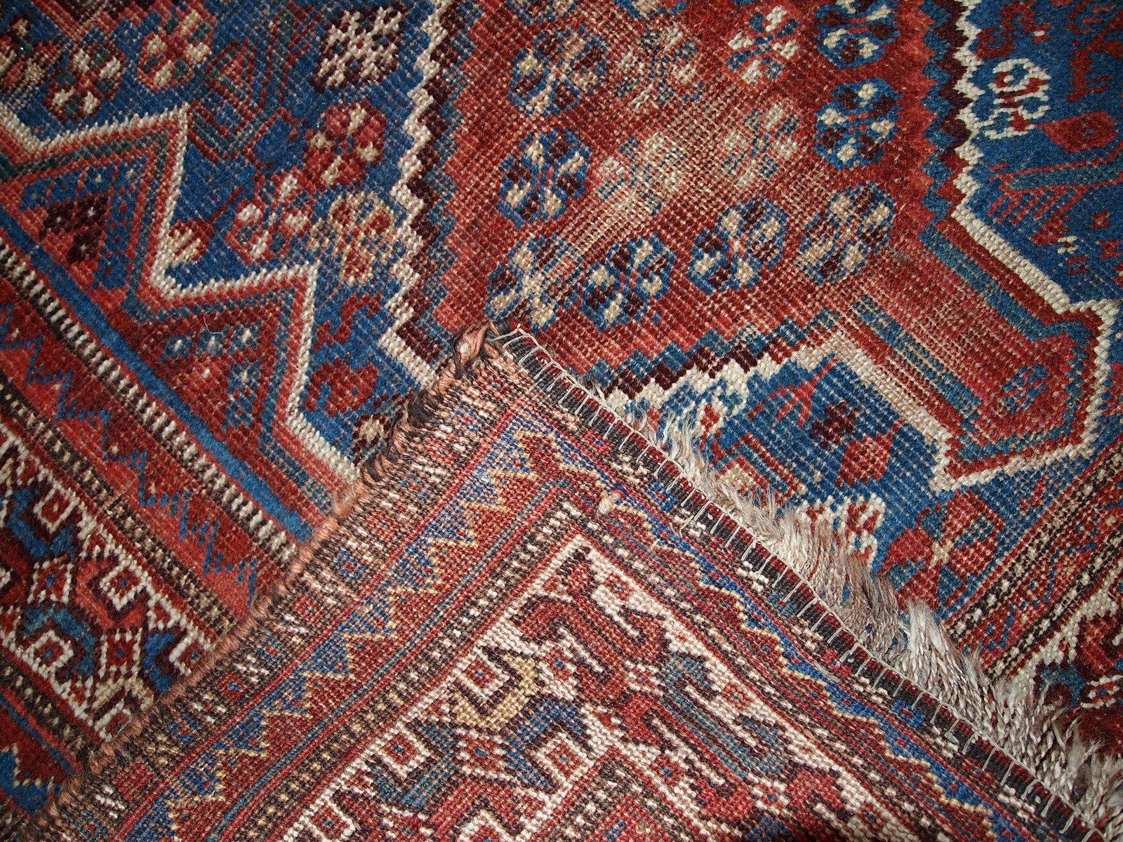 Persischer Vintage Shiraz Teppich, 1920er bei Pamono kaufen