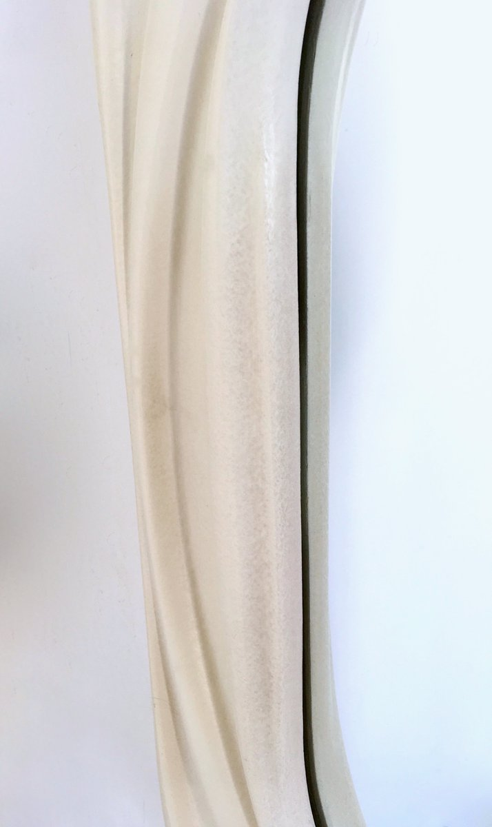 Italienische wandspiegel mit lackierten holzrahmen 1970er 2er set bei pamono kaufen - Wandspiegel mit holzrahmen ...