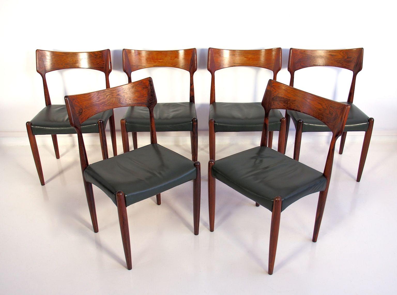 d nische mid century st hle von bernhard pedersen s n. Black Bedroom Furniture Sets. Home Design Ideas