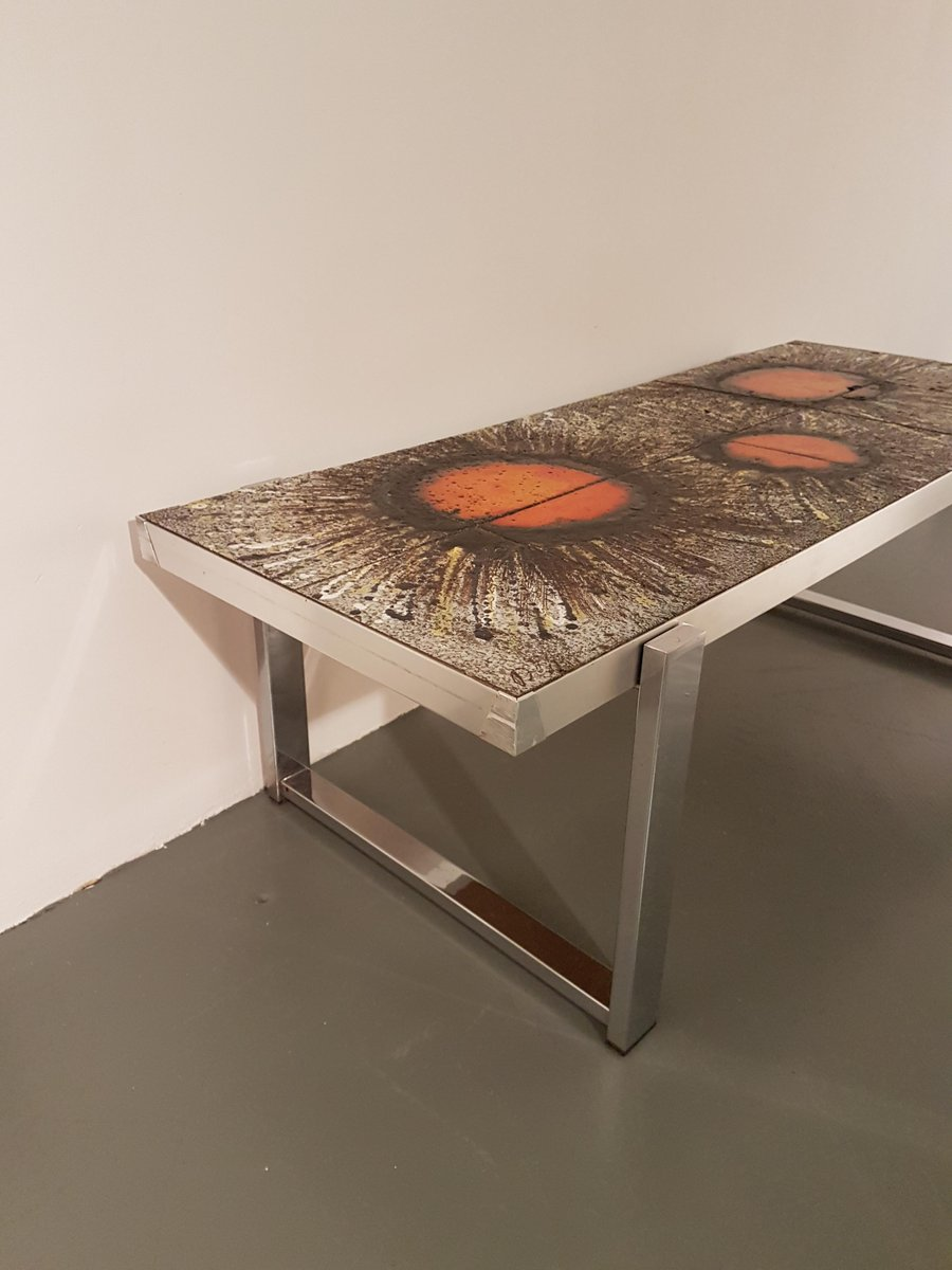 tile coffee table. mosaic tile top coffee table. how to refinish