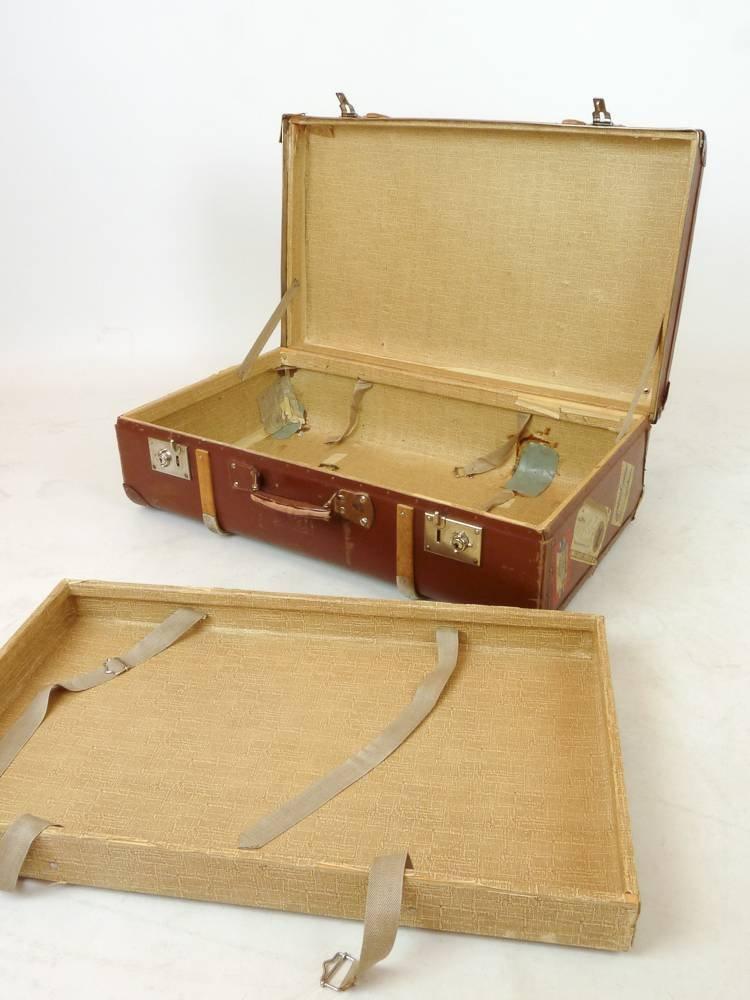 Vintage Koffer schwedischer vintage koffer bei pamono kaufen