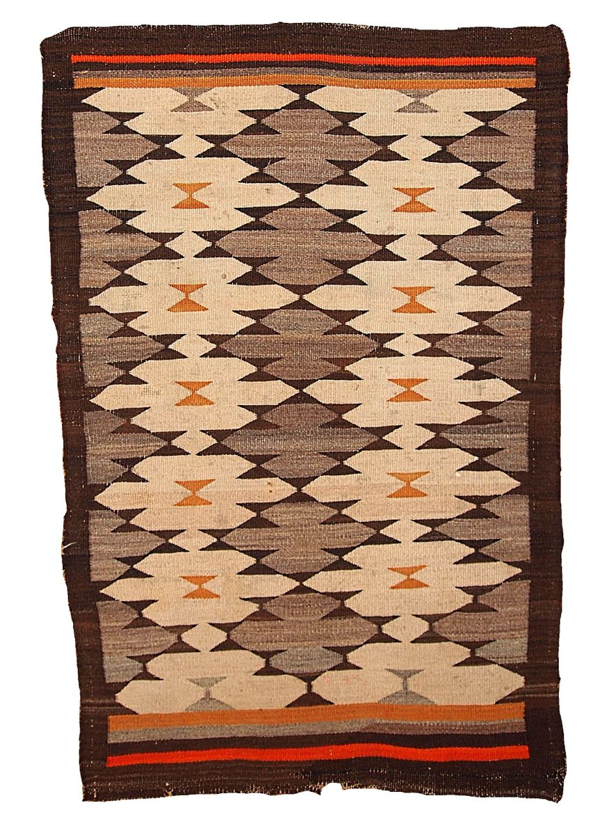 antique native american navajo handmade rug 1880s for sale at pamono. Black Bedroom Furniture Sets. Home Design Ideas