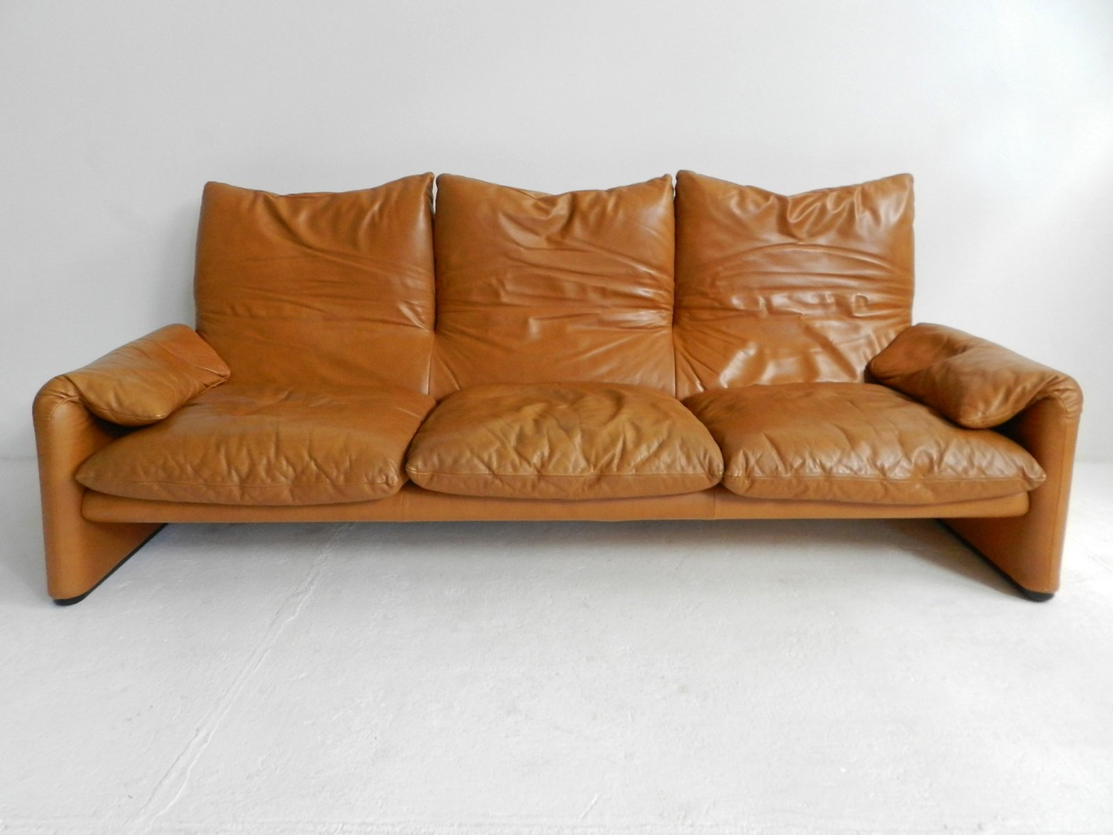 Leather 3 Seater Sofa Panama Leather 3 Seater Sofa Bed Option