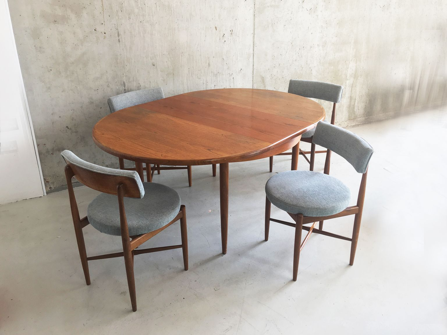 G plan dining table and chairs dining table g plan for G plan dining room furniture sale